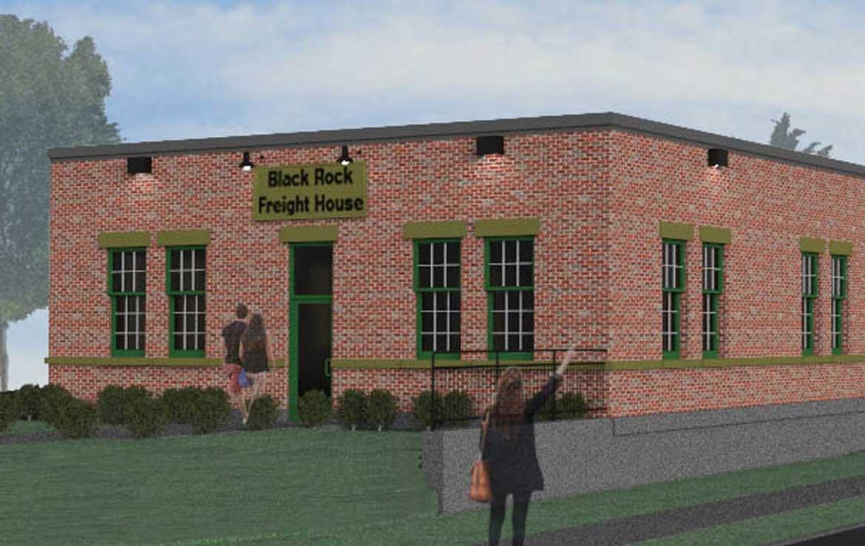 Black Rock Freight House rendering